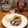 【酒場モンキー】9月から始めたランチ、人気のお肉料理をプレートで(西区三篠町)