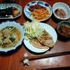 幸運な病のレシピ( 2544 )夜:生姜焼き、八宝菜風