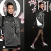 東京に来たベラ·ハディッド,ボーイフレンドのミニドレス·ファッション
