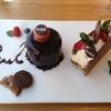 世界一のチョコレートケーキ ブボバルセロナ 表参道