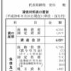 株式会社ブランドオフ 第17期決算公告