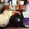 ベーコンエッグ朝食 at デニーズ_北池袋店
