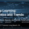 NIPS2017チュートリアルによるDeep Learningの現状まとめ