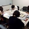 東京八重洲でゼンタングル教室をしました