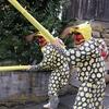 森土恵神社の祭り