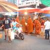 タイのパクチョンがもっとも活気を帯びるのは朝だ!
