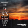 Instaweather:2018-12-26〜12-31