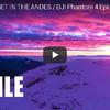 【殿堂入り】夕日に輝く南米アンデス山脈が神秘的