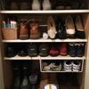 靴箱の中と息子の発熱