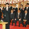 今年の重蔵神社の春祭りはコロナウイルスの影響により神事のみが営まれました