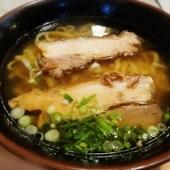 富士で沖縄料理!「ちばりな」のラフテーそばめっちゃうまかったー!