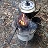 【山小屋】焚き火コーヒー