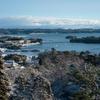 松島の絶景スポット西行戻しの松公園へ行ってみた【冬編】