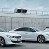 ● プジョー 3008 と 508 新型モデルにPHV、300hpの4WD仕様も設定する計画