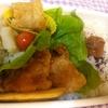 鶏むね肉の唐揚げ弁当 11.7