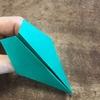 【賢くなる子どもの楽しい室内遊び・小学生編】「へそひこうき」の折り方の紙飛行機が、すごく飛ぶ~!気持ちいいほど、よく浮く~!