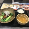 ボリュームランチ(豚角煮対決)