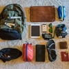 【厳選】海外旅行は持ち物を最小限にして機動力を最大限に。リュック1つに詰め込んだ荷物を順番に紹介