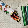 ドン・キホーテで50色入り色鉛筆が500円!安物買いの銭失いってこのことか?