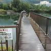 大正池(徳島県吉野川)