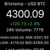【アップルウォッチ3】金融アプリまとめ 為替を見るには?ビットコイン価格を調べるには?