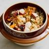 タコとホタテの松前炊き込みご飯のレシピ