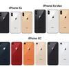 新型iPhone XC/Xs/Xs Maxの容量と本体カラー、価格が流出か【訂正:予想とのこと】