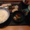 船橋フェイス「日本海庄や」日替わり焼き魚定食(鮭ハラス)を頂きました