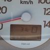 故障後、初のペース走。。暑かったです・・・。絶対加古川マラソンまでには・・・。
