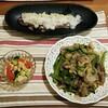 2017/08/09の夕食