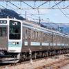 2/18 中央線撮影記#168【E257系・211系・しな鉄SR1系】
