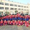 FC西新井JR卒業記念大会(6年生)