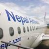 【カトマンズ】ネパール航空