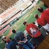 アメリカメジャーリーグで一番好きなチームはセントルイス カージナルスです!