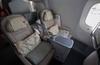 ロイヤルヨルダン航空 B787-8 ビジネスクラス RJ182 バンコク→香港 搭乗記 2017年