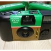 修学旅行に必需品(^^)なつかしの使い捨てカメラを買いました(๑•̀ㅂ•́)و✧昔よく使ったわー(^^)