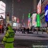 【NY・DJ・クラブ】ニューヨークは遂に氷点下!初雪の日にタイムズ・スクエアでDJ、ついでに写メ撮ってきた。