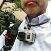 【動画】GoProをネックマウント、TG-Trackerをリュックマウントで怪しい姿に