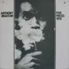 Anthony Braxton: Five Pieces 1975 (1975) ブラックストンの管の音