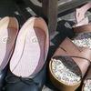 「girlielounge/The(ガーリィラウンジ/テ)」の靴