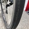 自転車 リムテープ タイヤ交換