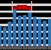 ■過去最高の赤字国債発行