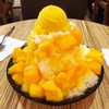 マンゴーかき氷@ICE MONSTERは凍える味