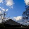 元興寺と奈良町/およそ700年前から境内は宅地化。400年前に現在の町割りが成立しました。