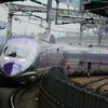 新幹線「エヴァンゲリオン」新大阪駅