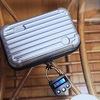 欲望コントロールグッズ『タイマー式南京錠』はスーツケース型ポーチと組み合わせるのがおすすめ【レビュー】