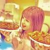 桃乃木かな の大食いがスゴイ…
