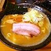 【今週のラーメン425】 麺や 天啓 (大阪・日本橋) 濃厚魚介 塩 ラーメン
