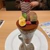チョコ好き集まれ🍫💓デニーズでGODIVAコラボスイーツ実食!【チョコサンデー&チョコパンケーキ】