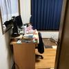 空間を広く取った私のお部屋